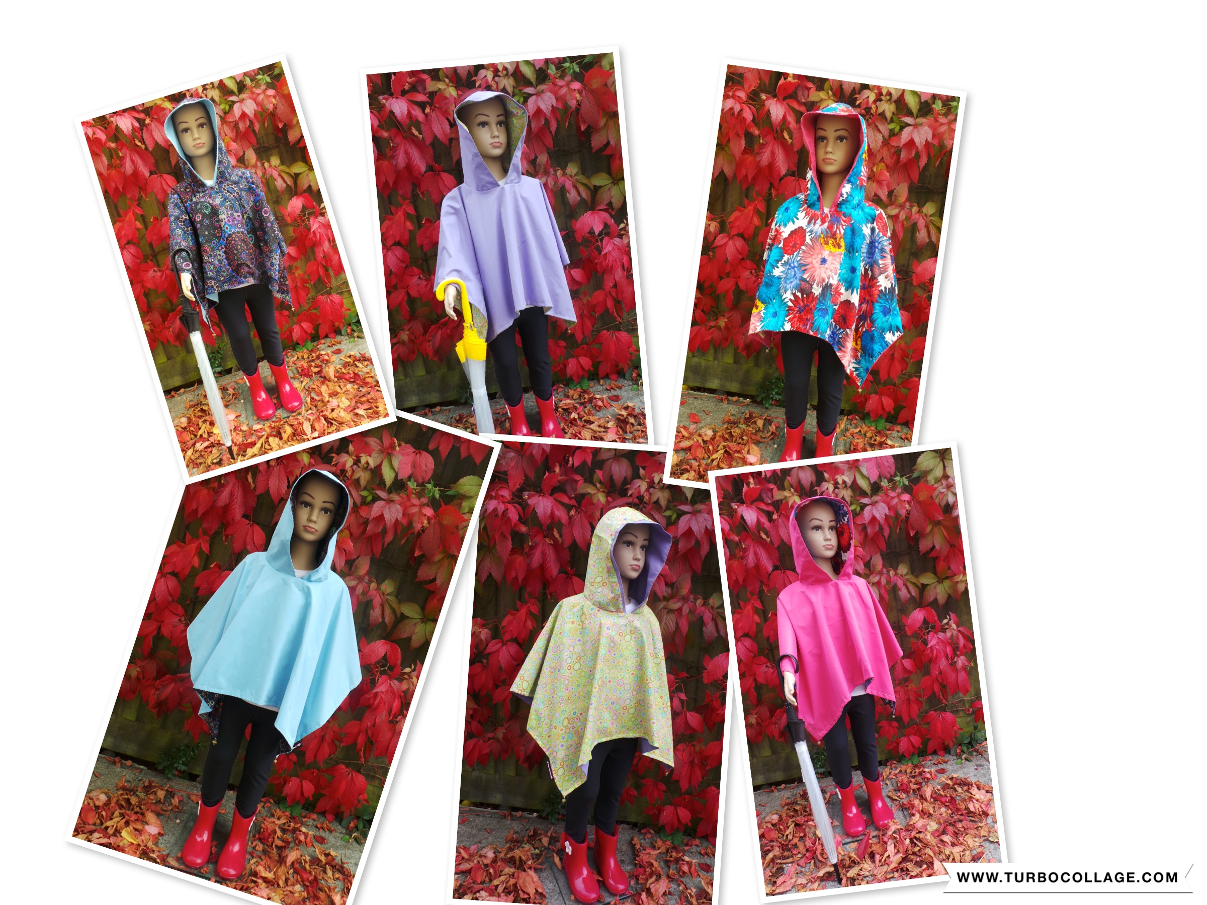 Poncho Fashion – A Guide To Choosing The Latests Styles For Girls This Autumn.