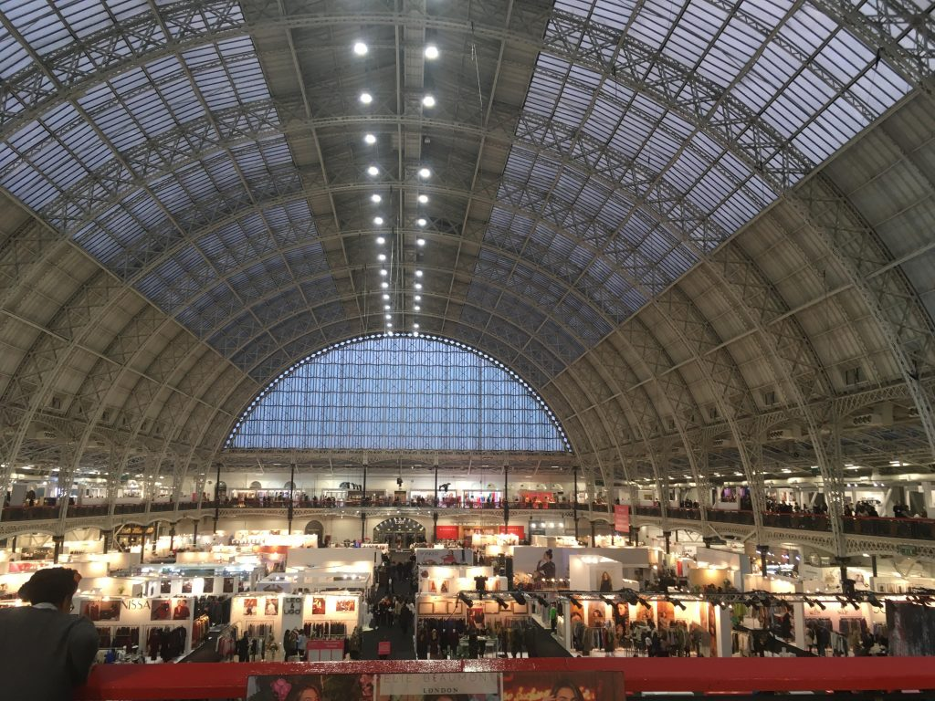 London Olympia, Pure Show 2020